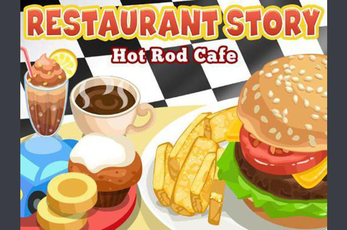 Restaurant histoire: Hot Rod Café