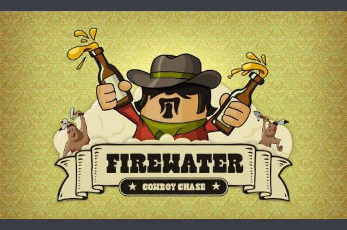 Fire: Cowboy chase