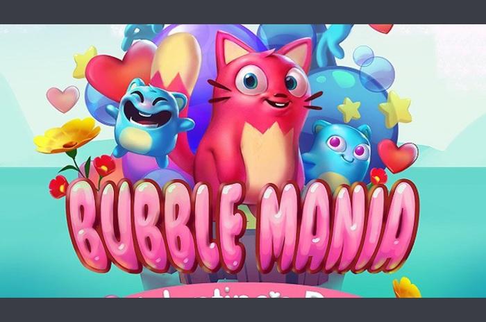 Bubble Mania: Valentinovo
