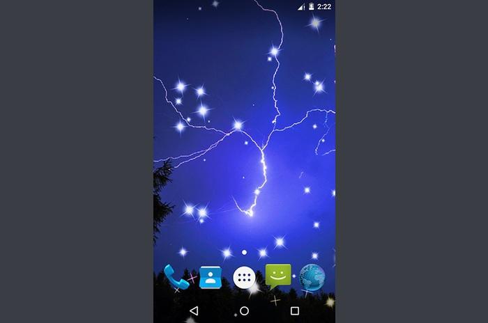 Thunderstorm LWP door Pop gereedschappen