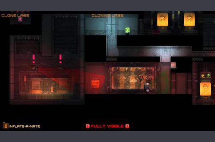 Stealth inc.  2: gra klonów