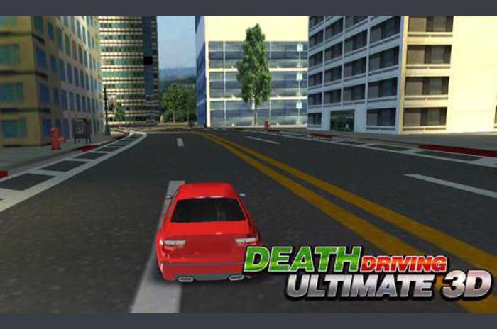 Moarte de conducere 3D final
