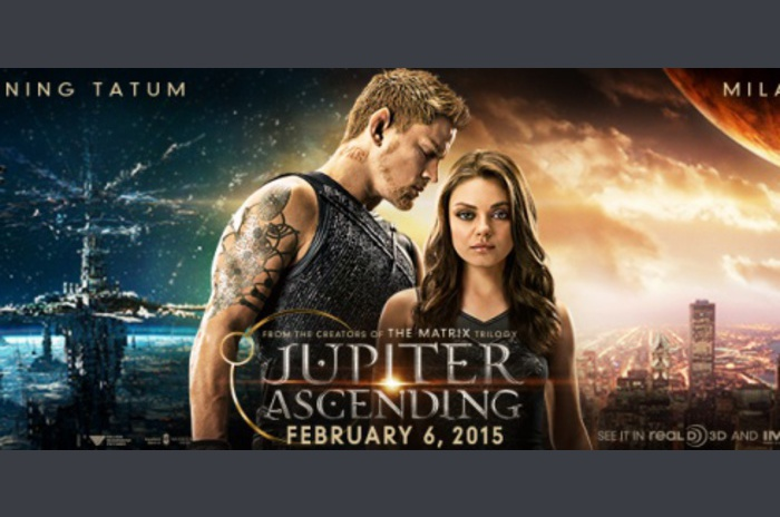 Jupiter Ascending: Escape de Skyline