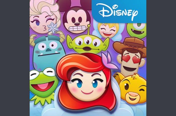 Disney emoji blitz!