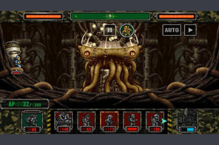 Atak Metal Slug