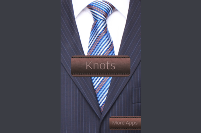 Jak zawiązać krawat - 3D