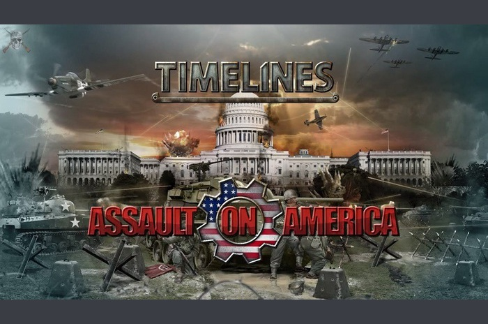 Idővonalak: Assault on-Amerikában