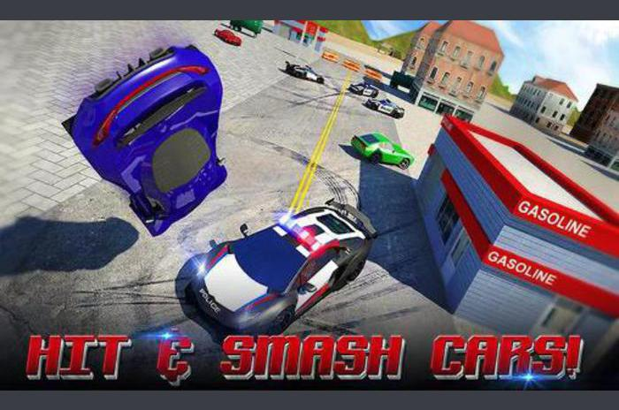 chase Police: Aventure 3D sim