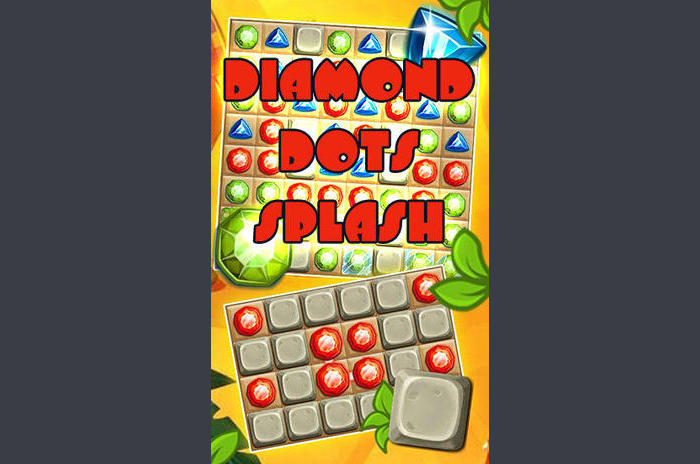 Diamond Dots Splash