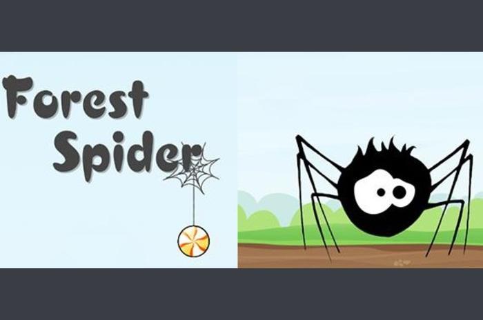 الغابات العنكبوت