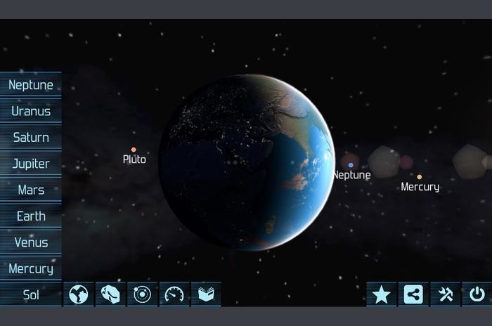 Solarna Explorer HD
