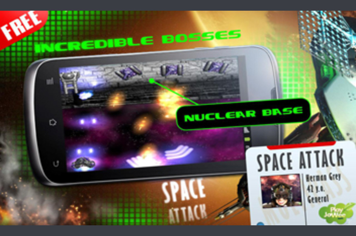 Space Attack Shooter gratis