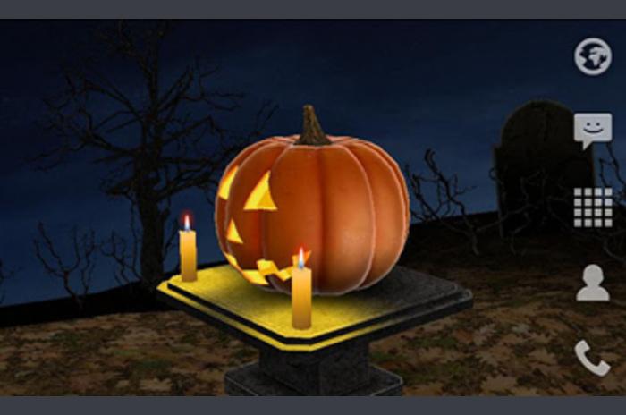 Calabaza de Halloween gratis
