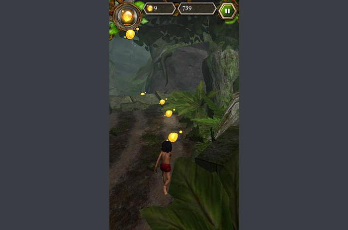 Jungle Book: Mowgli je Run