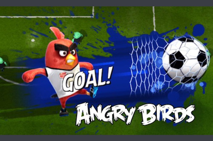 Angry Ptice: Goal!