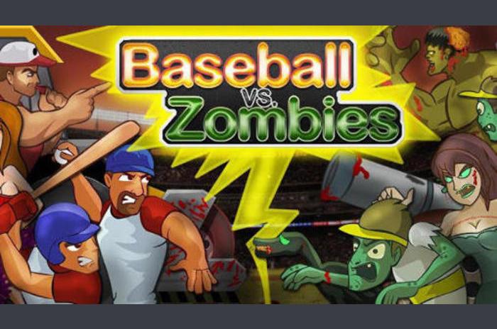 Baseball vs zombija