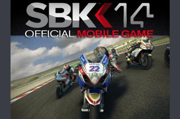 لعبة SBK14 الرسمية موبايل
