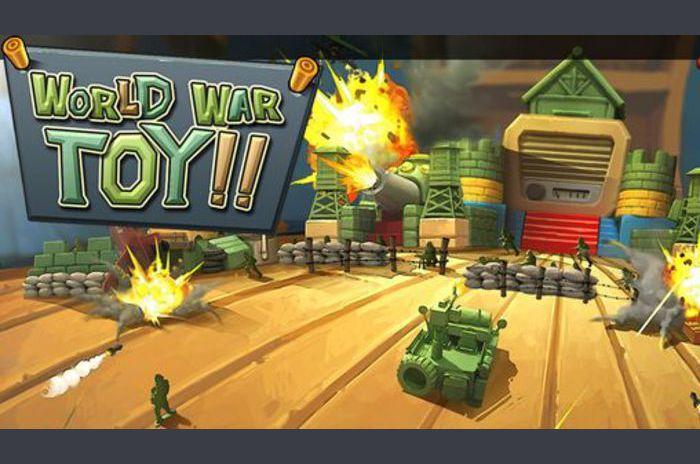 World War Toy