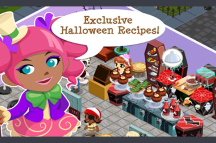 Bakkerij Story: Halloween