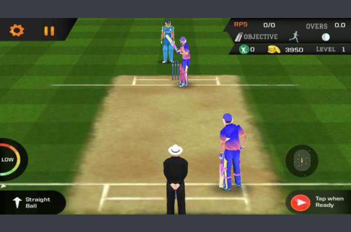 لعبة الكريكيت غير محدود 2016