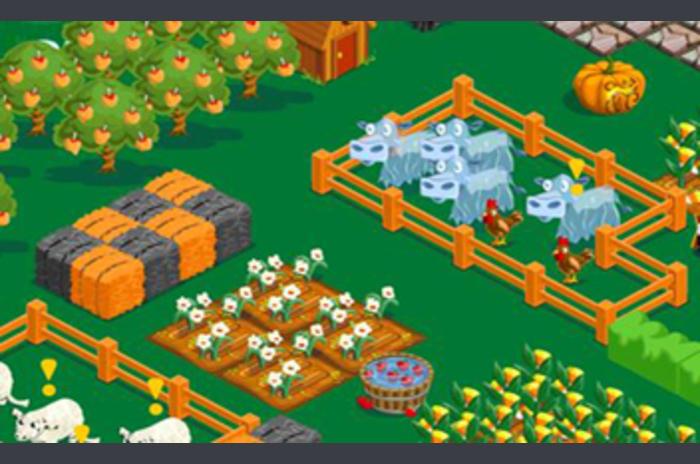 Historia de la granja: Halloween