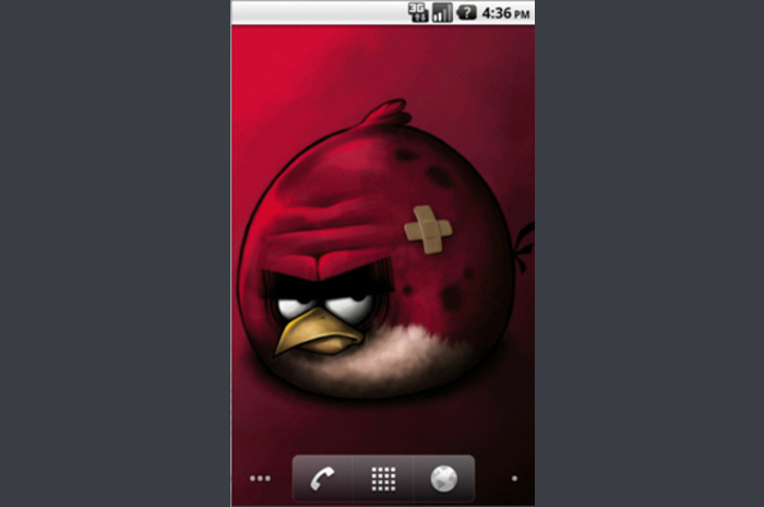 LWP! Angry Birds