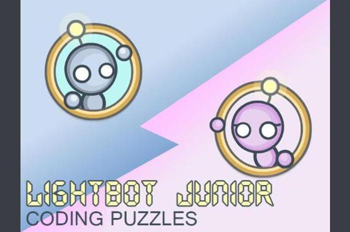 Junior Lightbot: puzzle-uri codificare