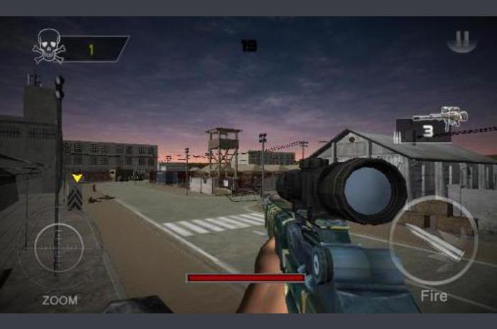 De sluipschutter wraak: Assassin 3D