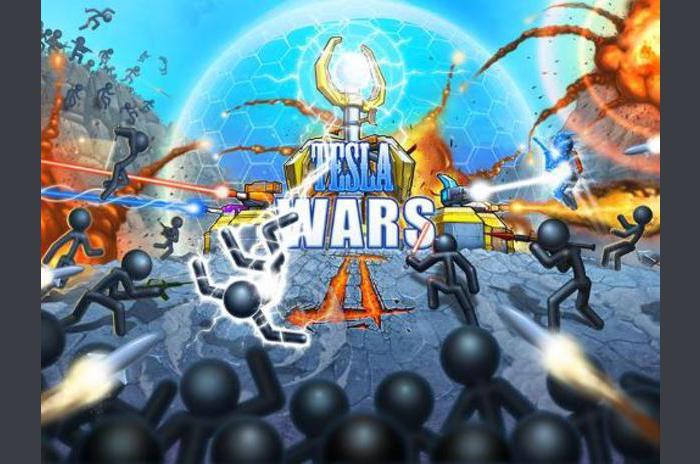 เทสลาสงคราม 2