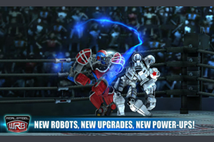 Real Steel Robot World Boxing
