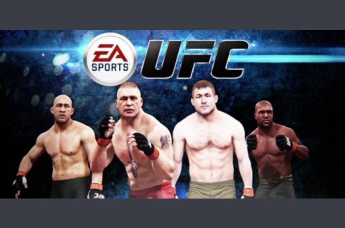 EA SPORTS ™ยูเอฟซี