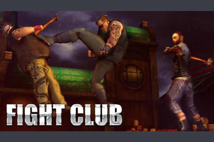 Fight Club: Kamp spel