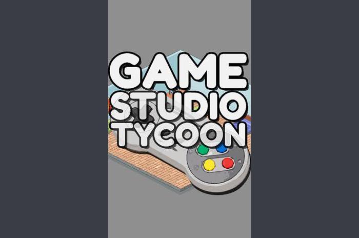 Game Studio: Tycoon