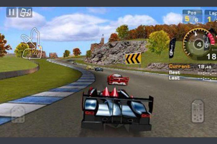 GT Racing Motor Academy HD (Racing Academy)