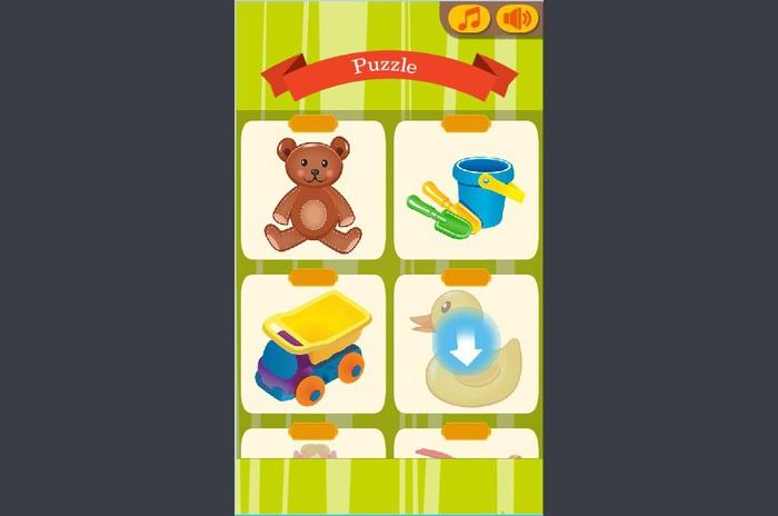 Puzzle para niños y los niños