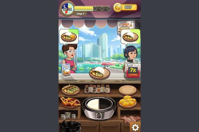 Warung chain: Go food express!