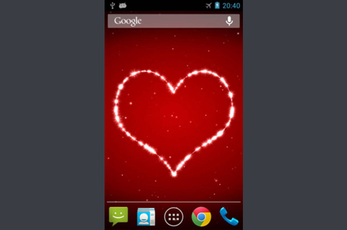 Heart 3D Live Wallpaper