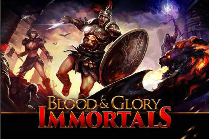 SANG & Glory: IMMORTALS
