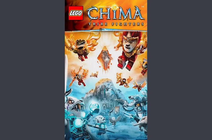 LEGO® Chima: Stam Fighters