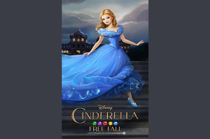 Cinderella: Fritt fall