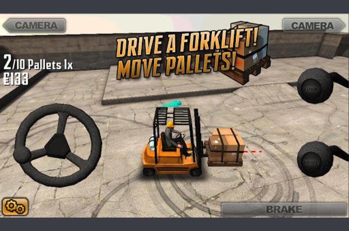 Ekstremalne Forklifting 2