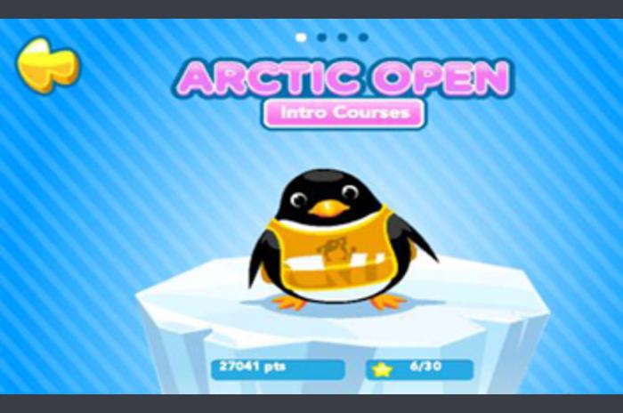 Putt Min pingvin