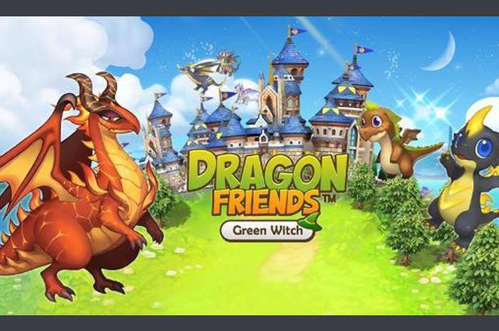 Sárkány barátok: Zöld boszorkány