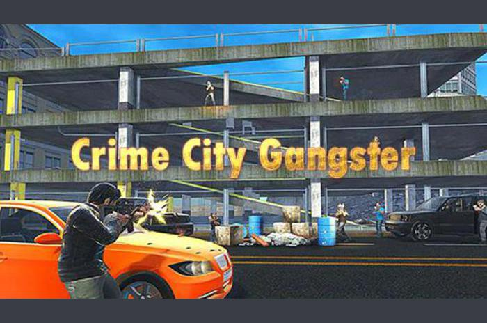 Crime ville gangster