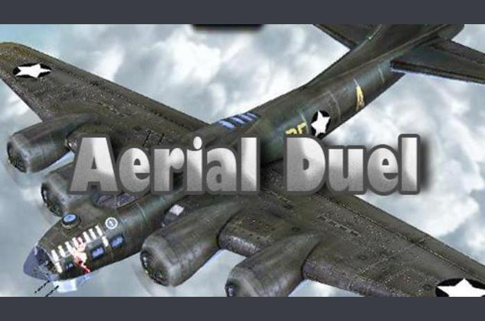 Aerial duell