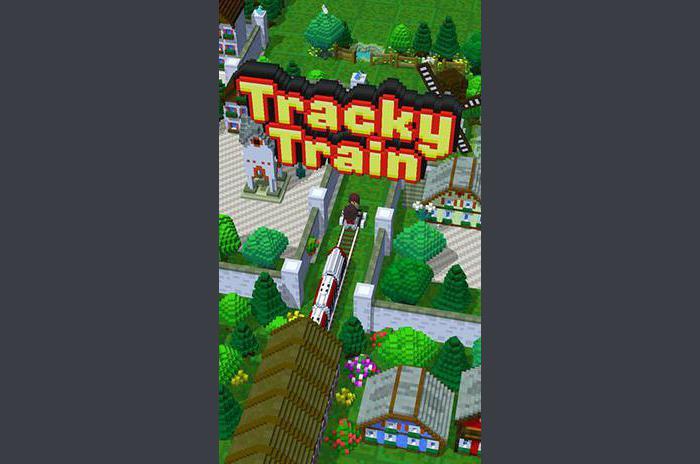 Tracky tren