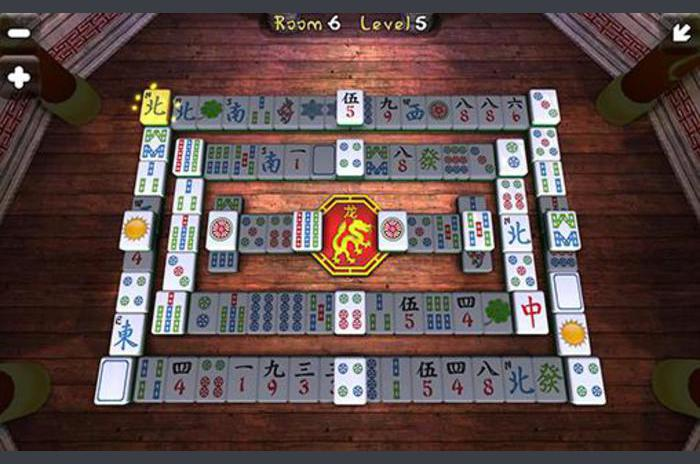 Mahjong Solitaire wybuch