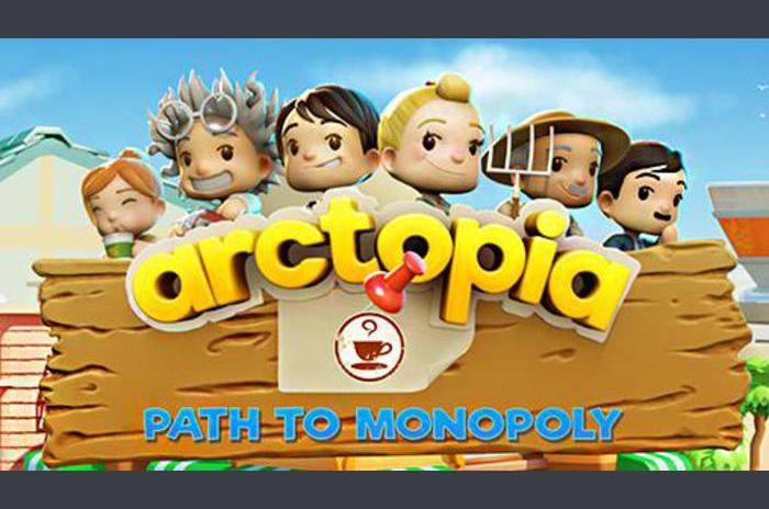 Arctopia: Path to monopole