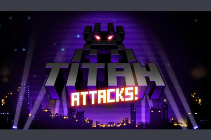 Titan attacker!