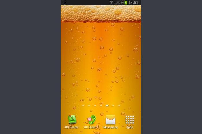Beer LITE live wallpaper